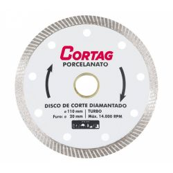 DISCO DE CORTE ULTRA FINO P/PORCELANATOS