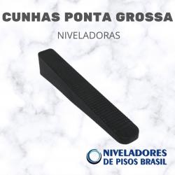 CUNHAS SLIM P/Niveladores Pacote c/ 200 Peças