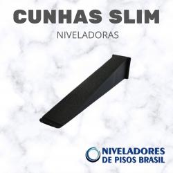 CUNHAS SLIM P/Niveladores 2020 pacote c/500 peças