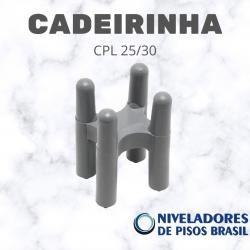 ESPAÇADOR  CADEIRINHA – CPL 25/30 mm C/400